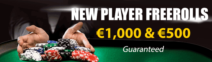 Freerolls gambling onlineplayer onlineplay gambling company in uk